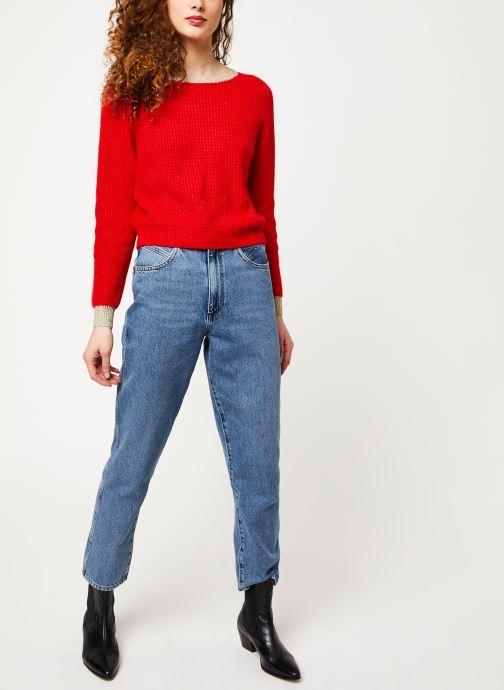 Vêtements Garance ALRIC Rouge vue bas / vue portée sac