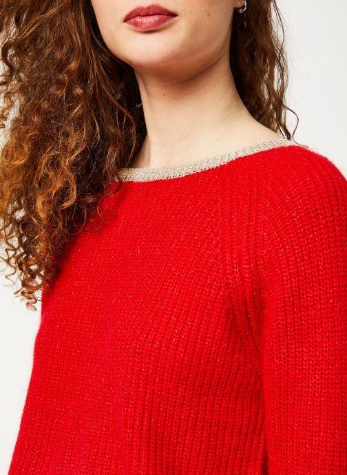 Vêtements Garance ALRIC Rouge vue face