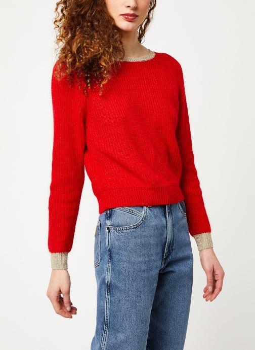 Vêtements Garance ALRIC Rouge vue droite
