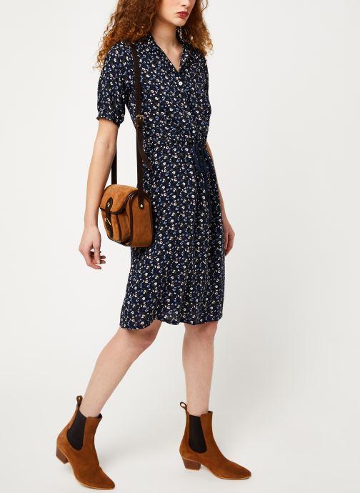 Vêtements Garance ARIA Bleu vue bas / vue portée sac