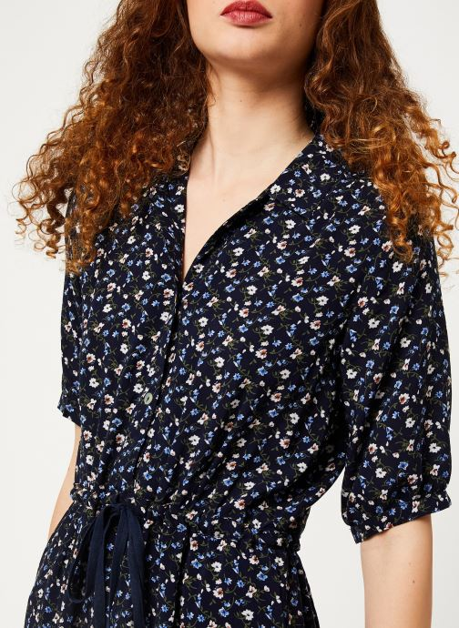 Vêtements Garance ARIA Bleu vue face
