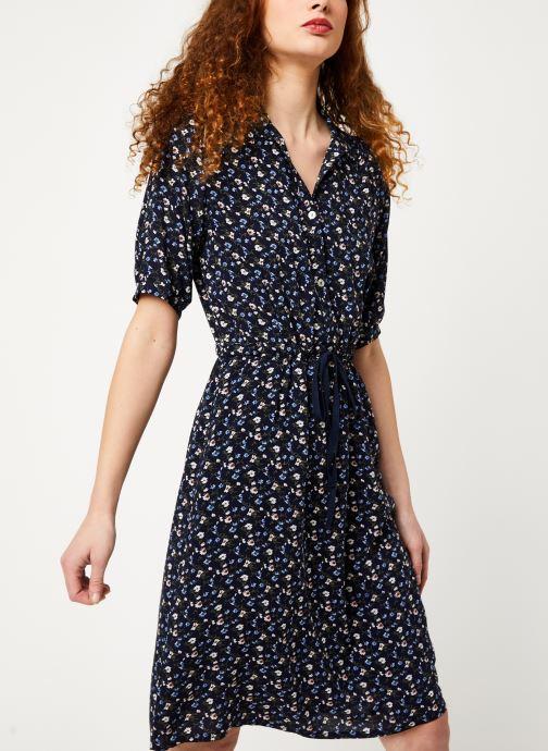 Vêtements Garance ARIA Bleu vue détail/paire