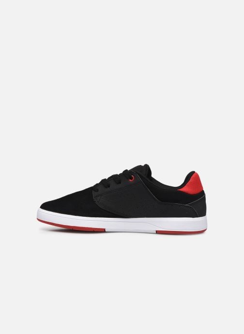 Deportivas DC Shoes Plaza TC Negro vista de frente