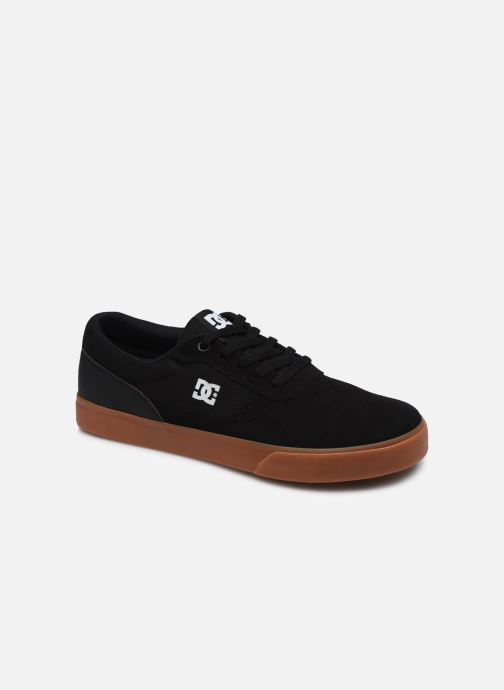 Baskets DC Shoes Switch Noir vue détail/paire