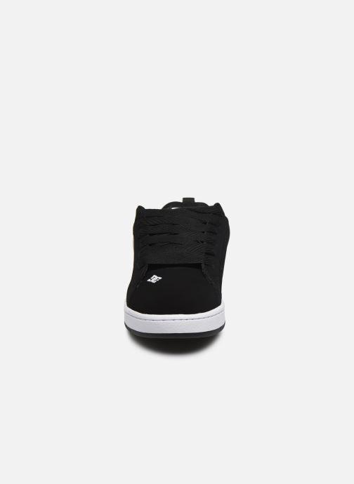 DC Shoes Court Graffik (Noir) - Baskets (417834)