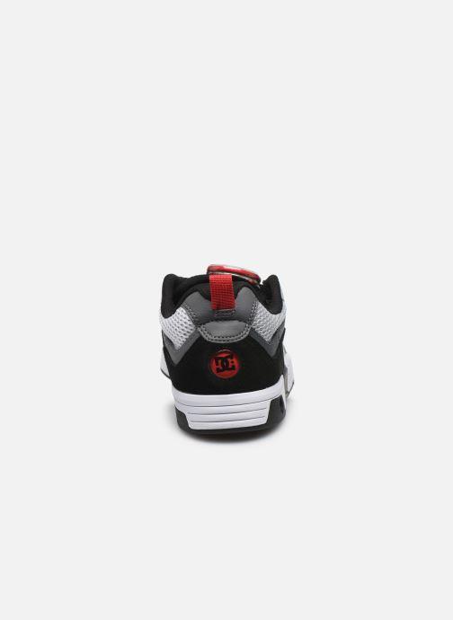 Baskets DC Shoes Legacy 98 Slim Noir vue droite