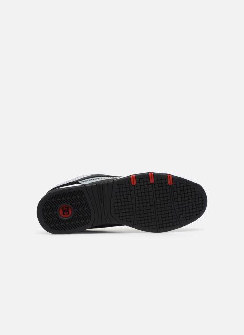 Baskets DC Shoes Legacy 98 Slim Noir vue haut