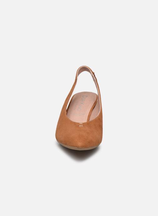 Zapatos de tacón Dorking Sofi D7806 Marrón vista del modelo