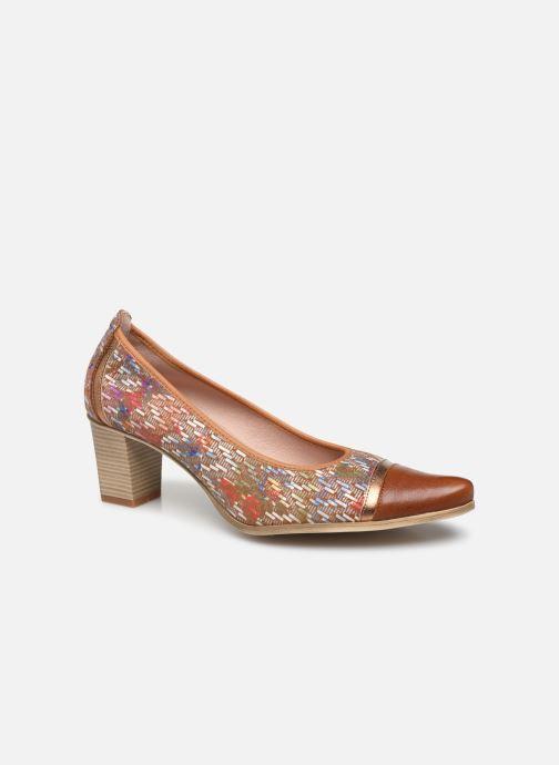 Zapatos de tacón Dorking Lea D8139 Marrón vista de detalle / par