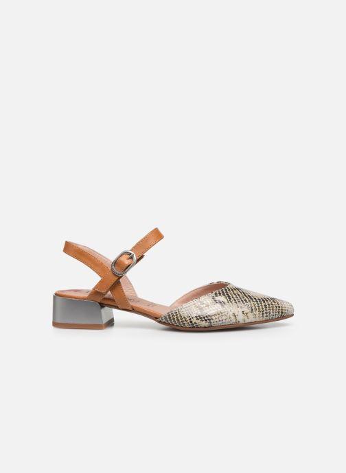 Sandales et nu-pieds Dorking Sun 8135 Beige vue derrière