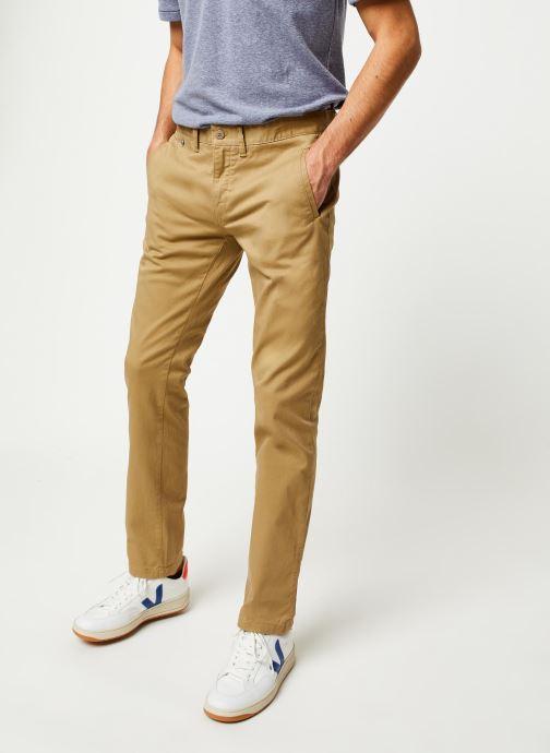 Kleding Tommy Jeans TJM ORIGINAL SLIM FIT CHINO Beige detail
