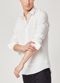 Chemise - Ck Chest Logo Slim Stretch Shirt