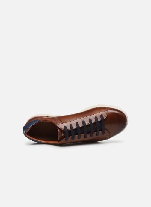 Sneaker Kost BATTLE 36 braun ansicht von links