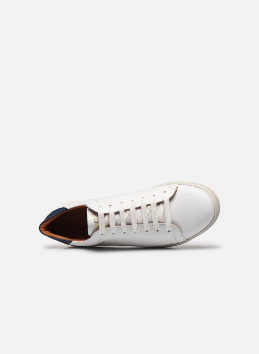 Sneaker Kost BATTLE 8 weiß ansicht von links