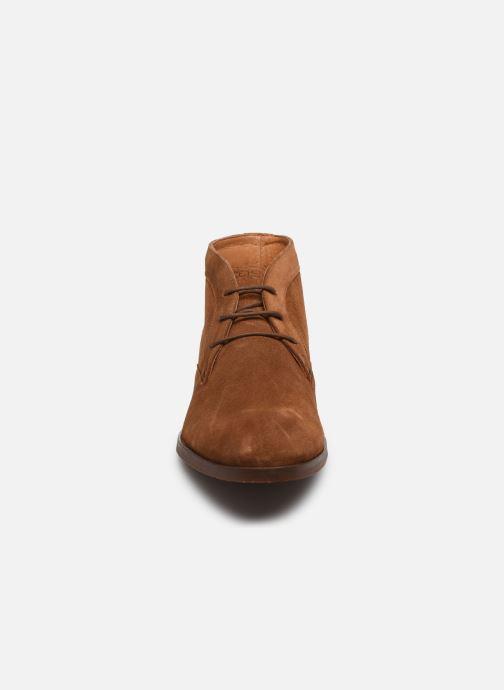 Bottines et boots Kost COMTE 5 Marron vue portées chaussures