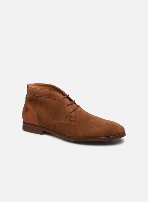Bottines et boots Kost COMTE 5 Marron vue détail/paire