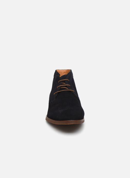 Bottines et boots Kost COMTE 5 Bleu vue portées chaussures