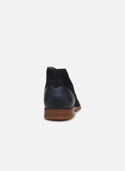 Bottines et boots Kost COMTE 5 Bleu vue droite
