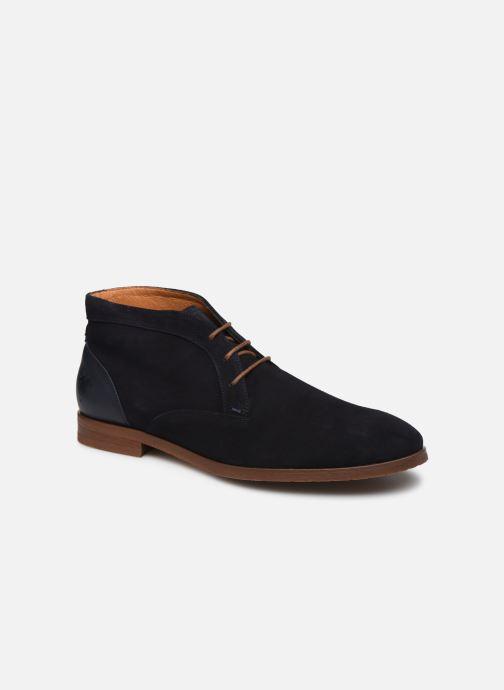Bottines et boots Kost COMTE 5 Bleu vue détail/paire
