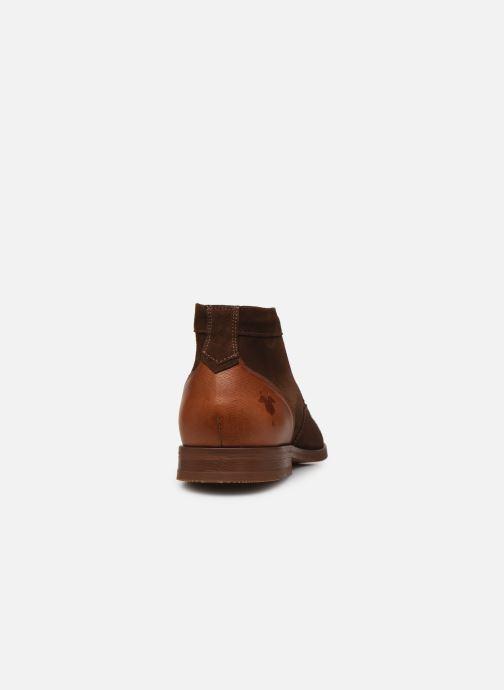 Stiefeletten & Boots Kost COMTE 5 braun ansicht von rechts