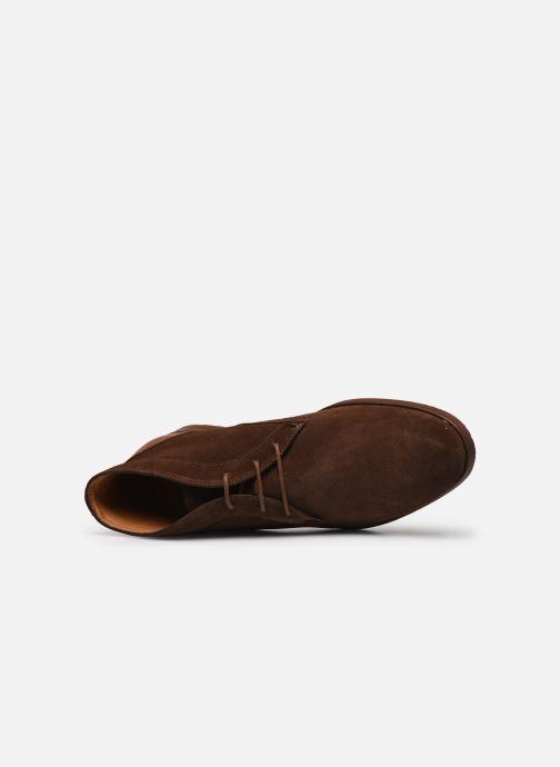 Stiefeletten & Boots Kost COMTE 5 braun ansicht von links
