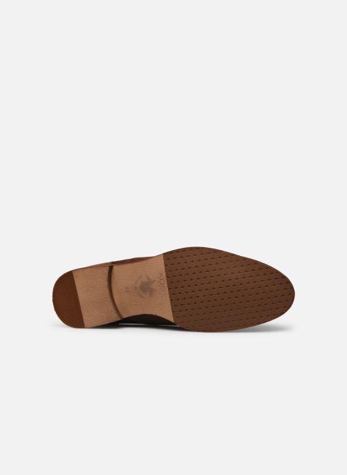 Stiefeletten & Boots Kost COMTE 5 braun ansicht von oben