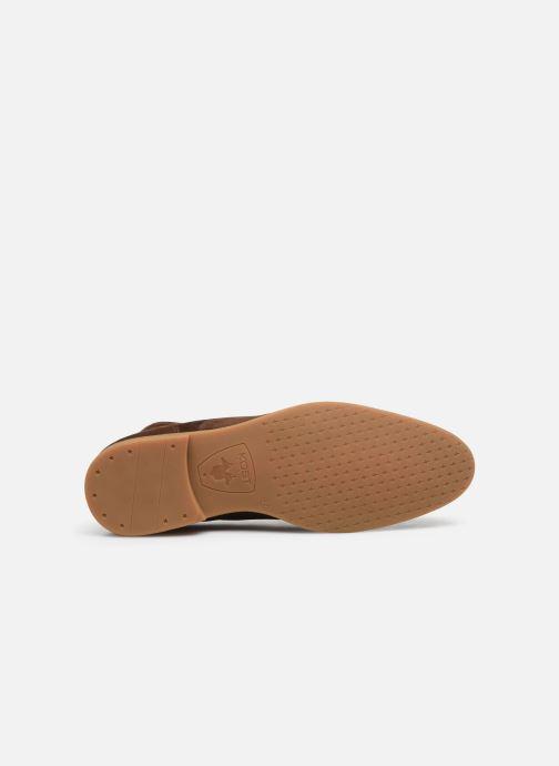Zapatos con cordones Kost COMTE 5C Marrón vista de arriba