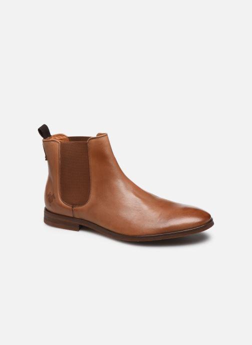 Bottines et boots Kost CONNOR 39 Marron vue détail/paire