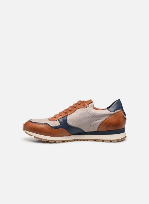 Sneakers Kost HORACE 99 Bruin voorkant