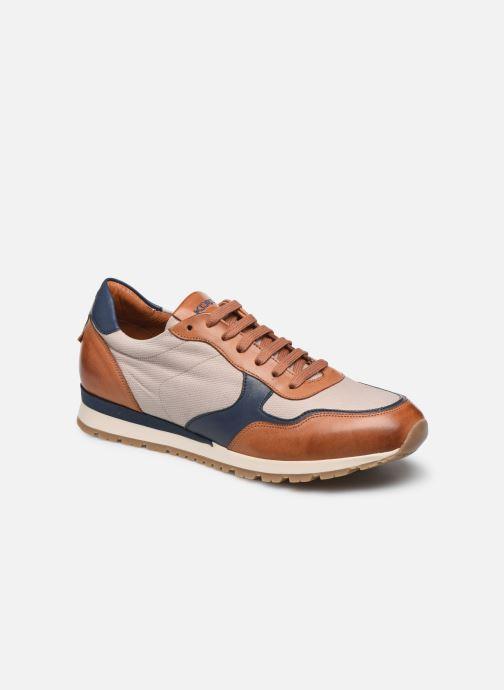 Sneakers Kost HORACE 99 Bruin detail