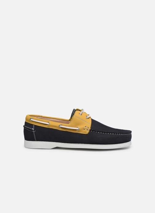 Zapatos con cordones Brett & Sons Sam Azul vistra trasera