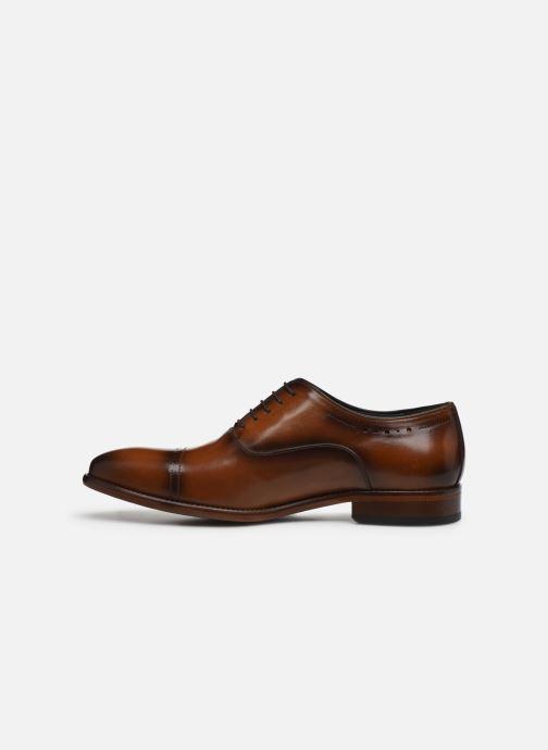 Chaussures à lacets Brett & Sons Jung Marron vue face