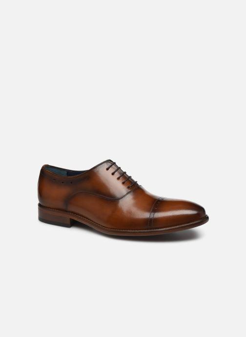 Chaussures à lacets Brett & Sons Jung Marron vue détail/paire