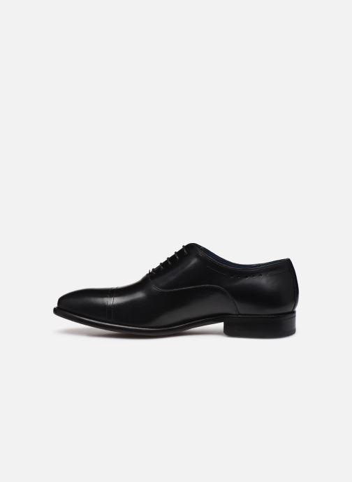 Chaussures à lacets Brett & Sons Jung Noir vue face