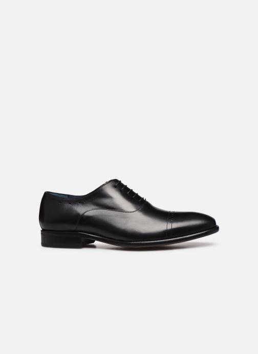 Zapatos con cordones Brett & Sons Jung Negro vistra trasera