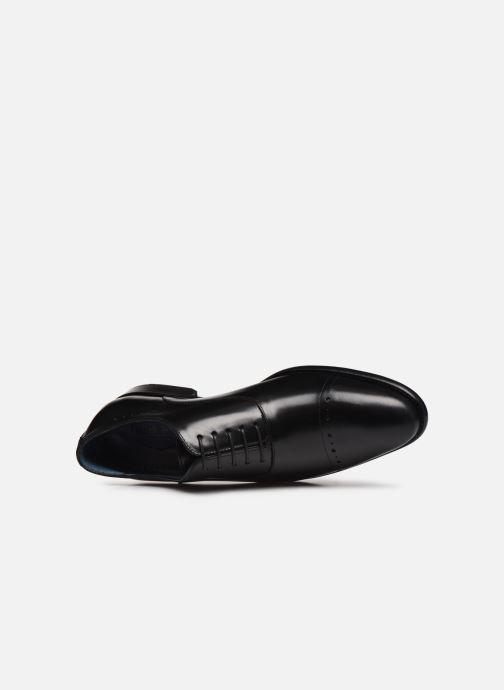 Zapatos con cordones Brett & Sons Jung Negro vista lateral izquierda