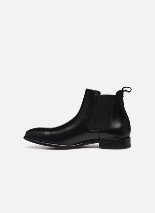 Bottines et boots Brett & Sons Momi Noir vue face