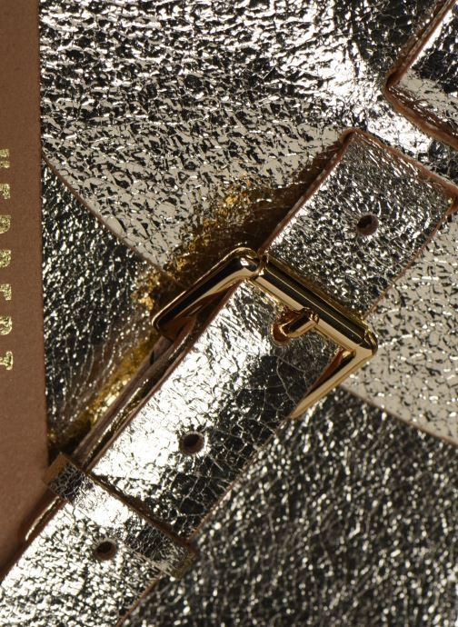 Sacs à main Herbert Frère Soeur Sab Medium Shiny Rock Or et bronze vue gauche