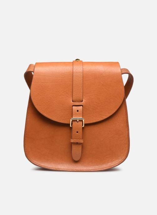 Handtaschen Herbert Frère Soeur Sab Medium braun detaillierte ansicht/modell