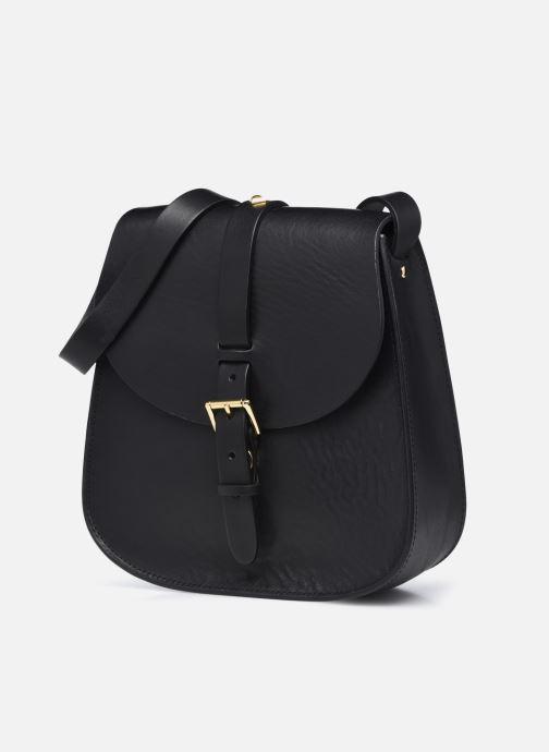 Handtaschen Herbert Frère Soeur Sab Medium schwarz schuhe getragen