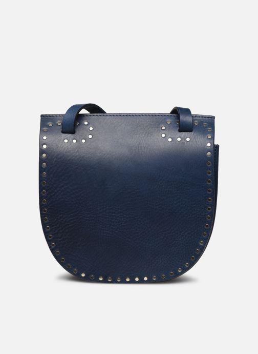 Handtaschen Herbert Frère Soeur Georges Clous blau detaillierte ansicht/modell