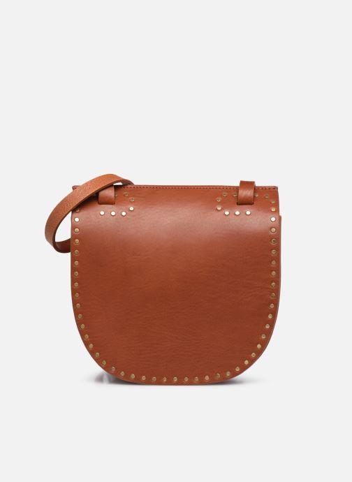 Handtaschen Herbert Frère Soeur Georges Clous braun detaillierte ansicht/modell