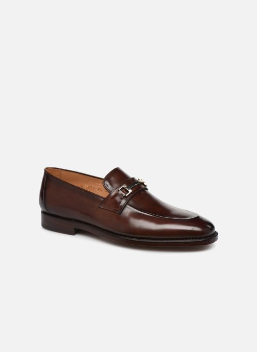 Mocassins Marvin&Co Luxe Cesaria - Cousu Goodyear Bruin detail