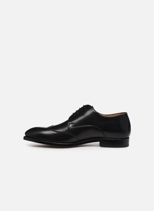 Chaussures à lacets Marvin&Co Luxe Ceventy - Cousu Goodyear Noir vue face