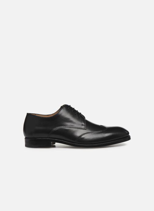 Zapatos con cordones Marvin&Co Luxe Ceventy - Cousu Goodyear Negro vistra trasera