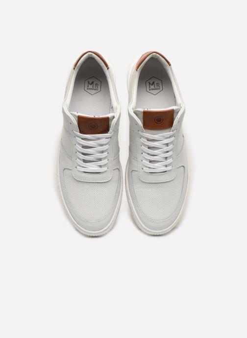 Baskets Mr SARENZA Wiver Blanc vue portées chaussures