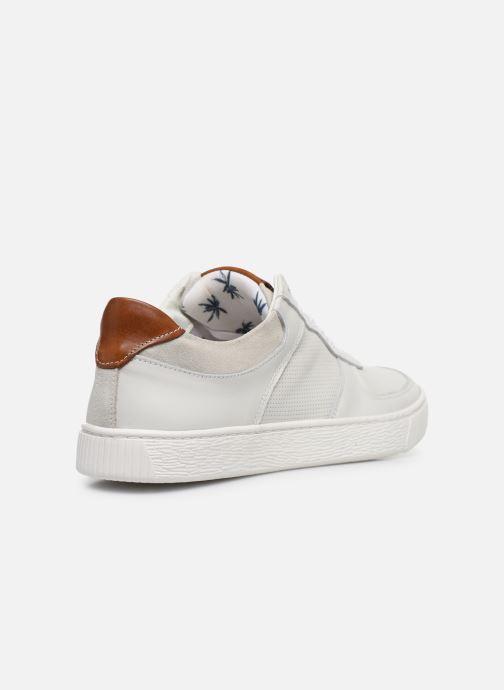 Sneakers Mr SARENZA Wiver Wit voorkant