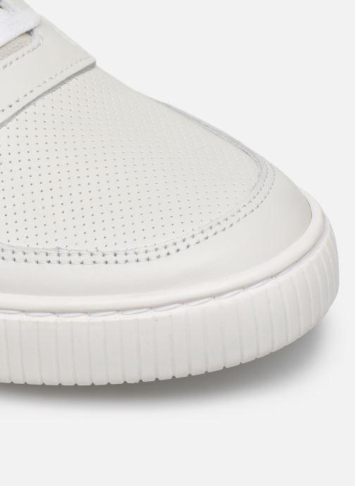 Sneaker Mr SARENZA Wiver weiß ansicht von links