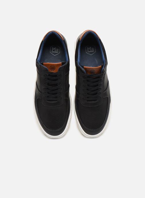 Baskets Mr SARENZA Wiver Noir vue portées chaussures