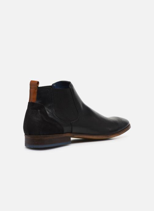 Bottines et boots Mr SARENZA Wolova Noir vue face